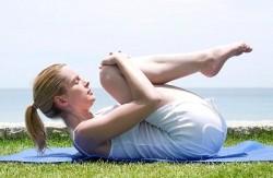 Боль в спине? Вам поможет йога!
