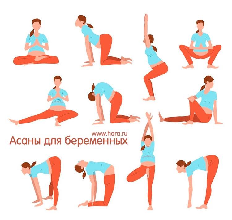 Йога для беременных перед сном 73